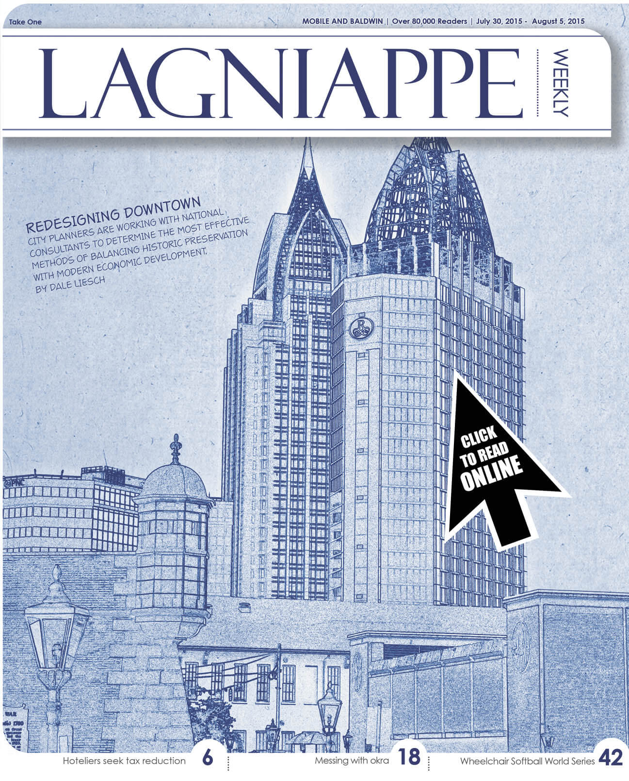 Lagniappe: July 30 – August 5, 2015