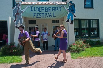 The seventh annual Elderberry Festival is back at the Fairhope Museum of History on Aug. 8.