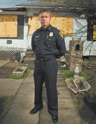 City of Mobile Chief of Police James Barber