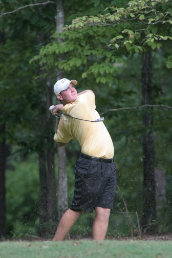 Mobile golfer Zack Sucher is playing in the PGA Tour's Barbasol Championship this week.