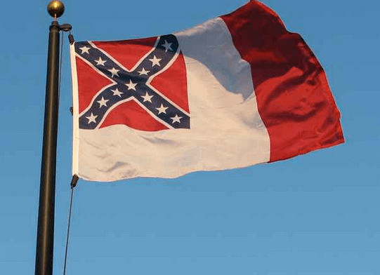 County votes to leave Confederate Flag in courtyard, MCSO seal