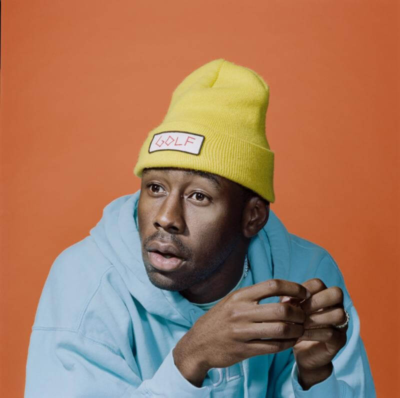 Tyler the Creator's odd past, bright future