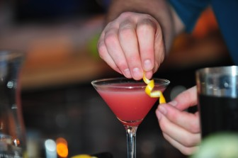 The 2015 Gulf Coast Bartender of the Year Competition takes place at LuLu's in Gulf Shores on Aug. 31.
