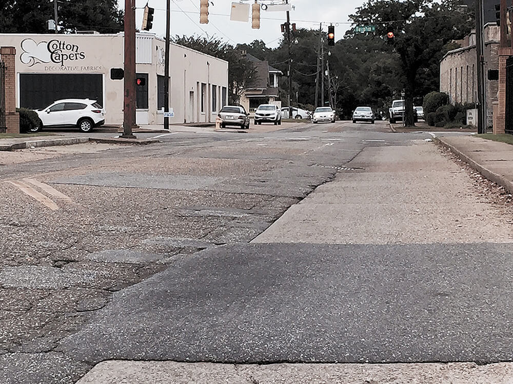 Council committee looks for solutions for street patches