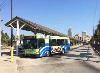 (Photo/ Lagniappe) The Mobile City Council is seeking volunteers for an advisory committee for the Wave public transit system.