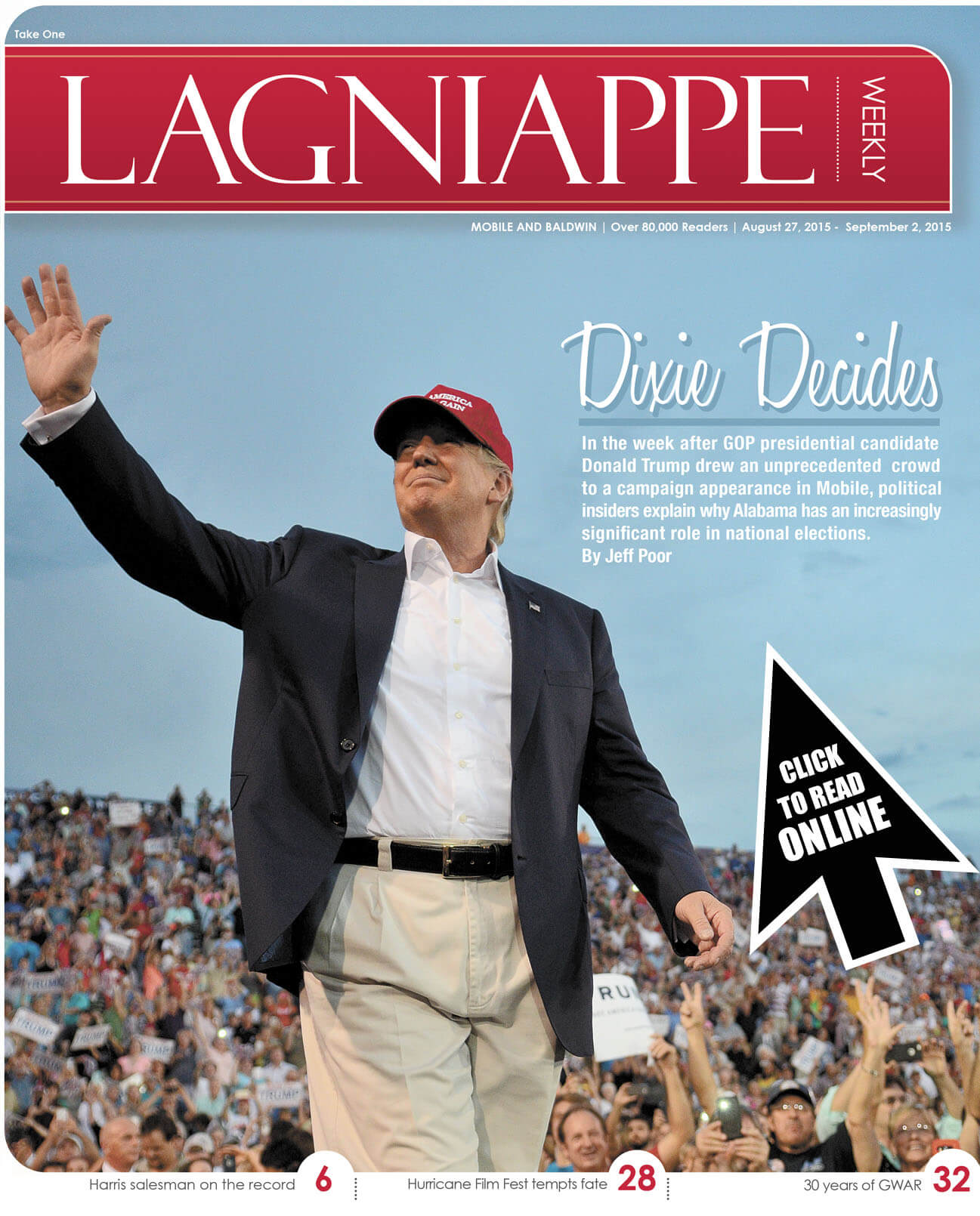 Lagniappe: August 27 – September 2, 2015