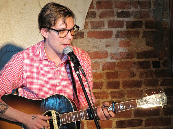 Justin Townes Earle returns to the OGD