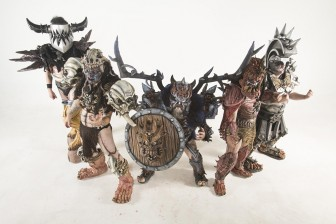 (Photo/ gwar.net) GWAR carried on after the loss of its lead singer and is celebrating 30 years of metal mayhem with a stop in Mobile Sept. 3.