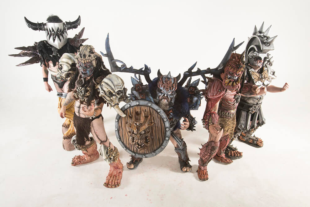 GWAR brings its awful racket to LoDa