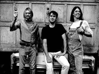 (Photo/ nirvana.com) A posthumous, self-titled collection of Nirvana studio tracks and B-sides will be available Aug. 28 on vinyl and newer formats.
