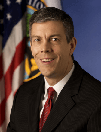United States Secretary of Education Arne Duncan