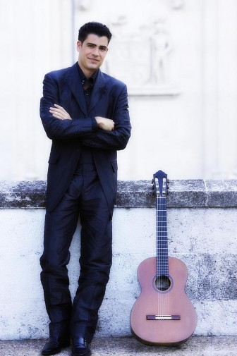 (Photo/ Mobile Symphony Orchestra) Spanish classical guitarist Pablo Sainz Villegas will accompany the Mobile Symphony Orchestra's season opener Sept. 26-27 at the Saenger Theatre.