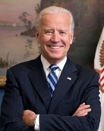 (Photo/ wikipedia) Vice President Joe Biden may emerge with considerable likeability compared to existing Democratic candidates.