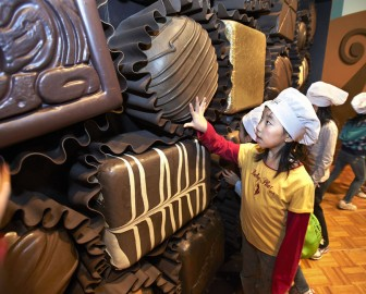 (Photo/ Courtesy of The Exploreum) The Exploreum is about to get a little sweeter with an exhibit all about chocolate open through Jan. 17.