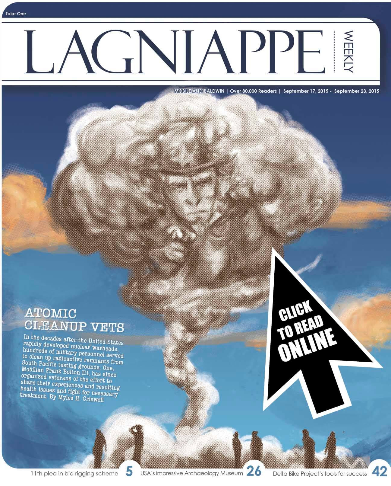 Lagniappe: September 17 – 23, 2015