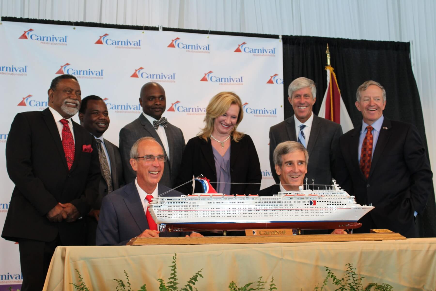 Updated: Carnival  Fantasy to sail to Mexico beginning in November 2016