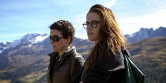(Photo/ CG Cinema) Juliette Binoche and Kristen Stewart offer fascinating performances in a memorable character study fully realized.
