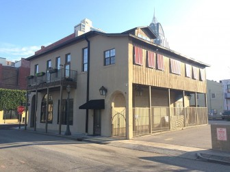 (Photo/ Lagniappe) The Merry Widow is opening at 51 S. Conception St. soon.
