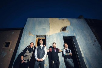 (Photo/ Facebook.com/Shinedown) Former BayFest artist Shinedown will play at Soul Kitchen after its performance at the festival was canceled.