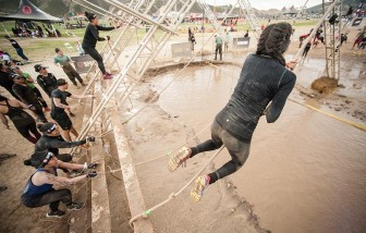 (Photo/ Spartan Race, Inc.) An evolving obstacle course and endurance challenges mark the Reebok Spartan Race, which is coming to Saraland Oct. 17.