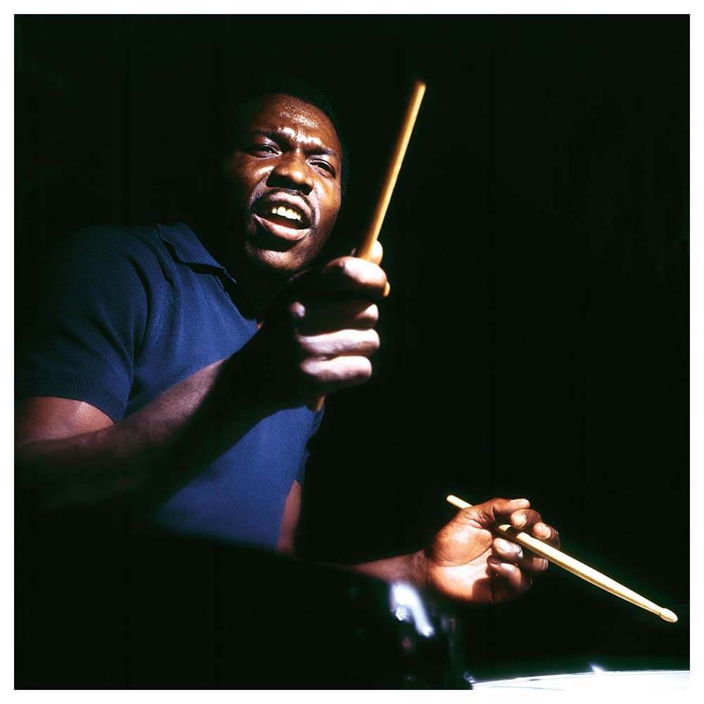 MOJO salutes drummer Elvin Jones