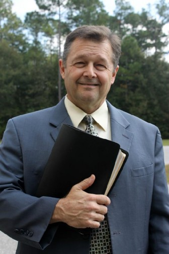 (Photo/ Seminole Baptist Church) Pastor Raymond Williamson
