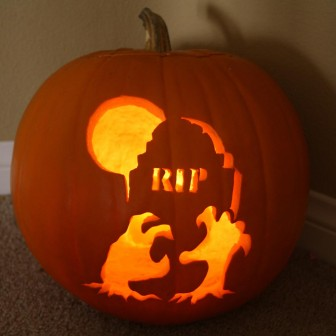 (Photos/ wikimedia.org) Whether your pumpkin design is traditional or modern, it's important to use the right tools for the job. With proper planning, you can recycle your creation into a tasty treat.