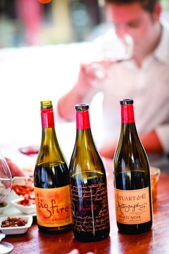 (Photo/ R. Stuart and Co.) As temperatures cool, darker and more complex wine and beer gains appeal.