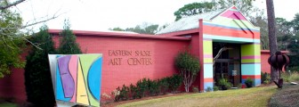 The Eastern Shore Art Center in downtown Fairhope.