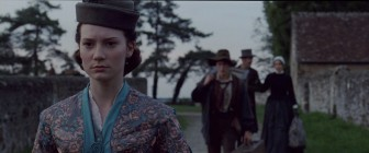 "(Photo/ Aden Film) In ""Madame Bovary,"" a boring Mia Wasikowska performance proves better than no Mia Wasikowska performance at all."