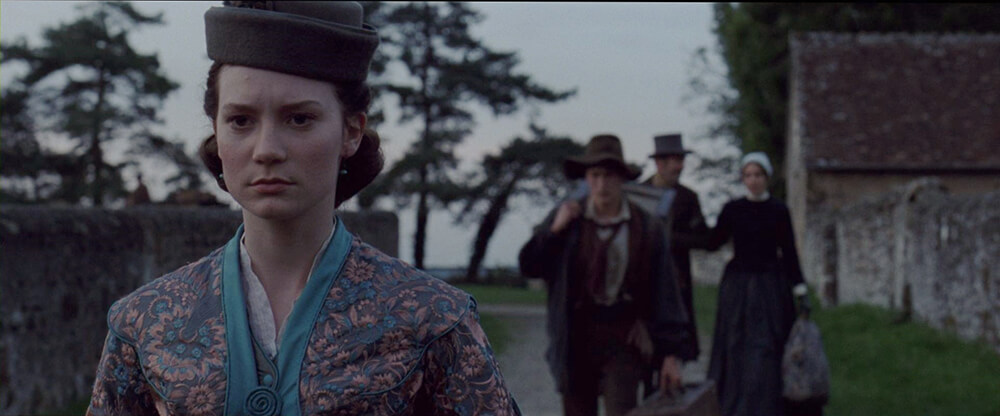 Drama-free 'Madame Bovary' is a treat for the eyes