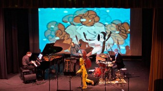 "(Photo/ MCE Photography) The ""Charlie Brown Jazz Christmas"" featuring Chris Spies, John Milham and Chris Severin is seeking sponsors to help continue a delightful annual tradition."