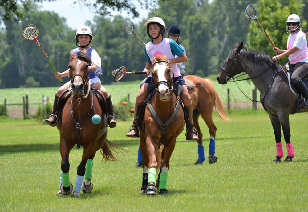 Polocrosse featured at Foley tourney this weekend