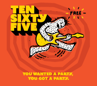 Ten Sixty Five will kick off on Friday, Oct. 2, at 6 p.m.