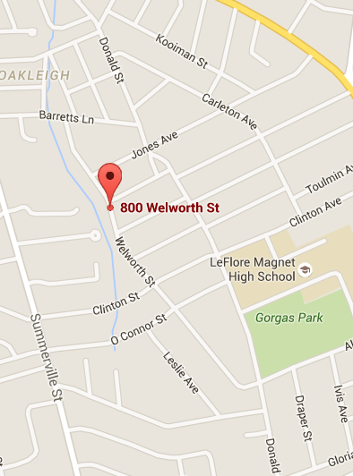 Homicide reported on Welworth Street in Mobile