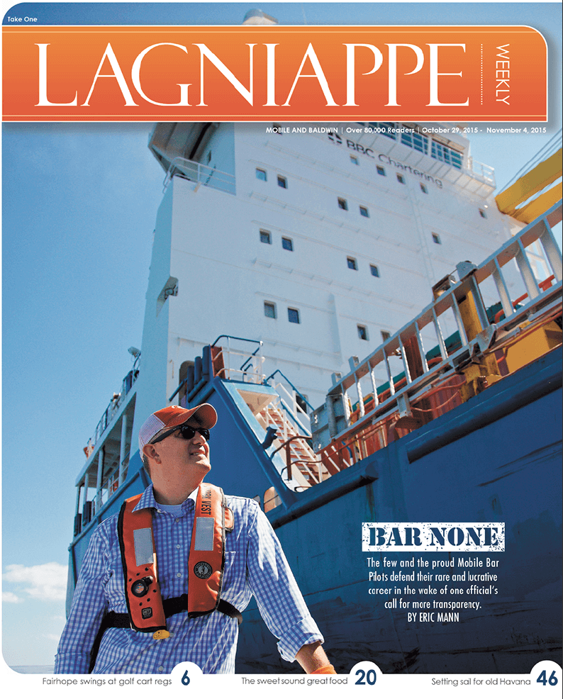 Lagniappe: Oct. 29 – Nov. 4, 2015