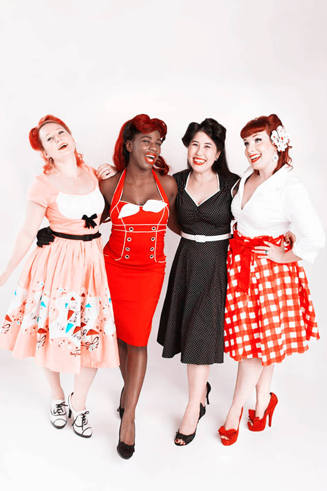 Mobile burlesque troupe ready for debut
