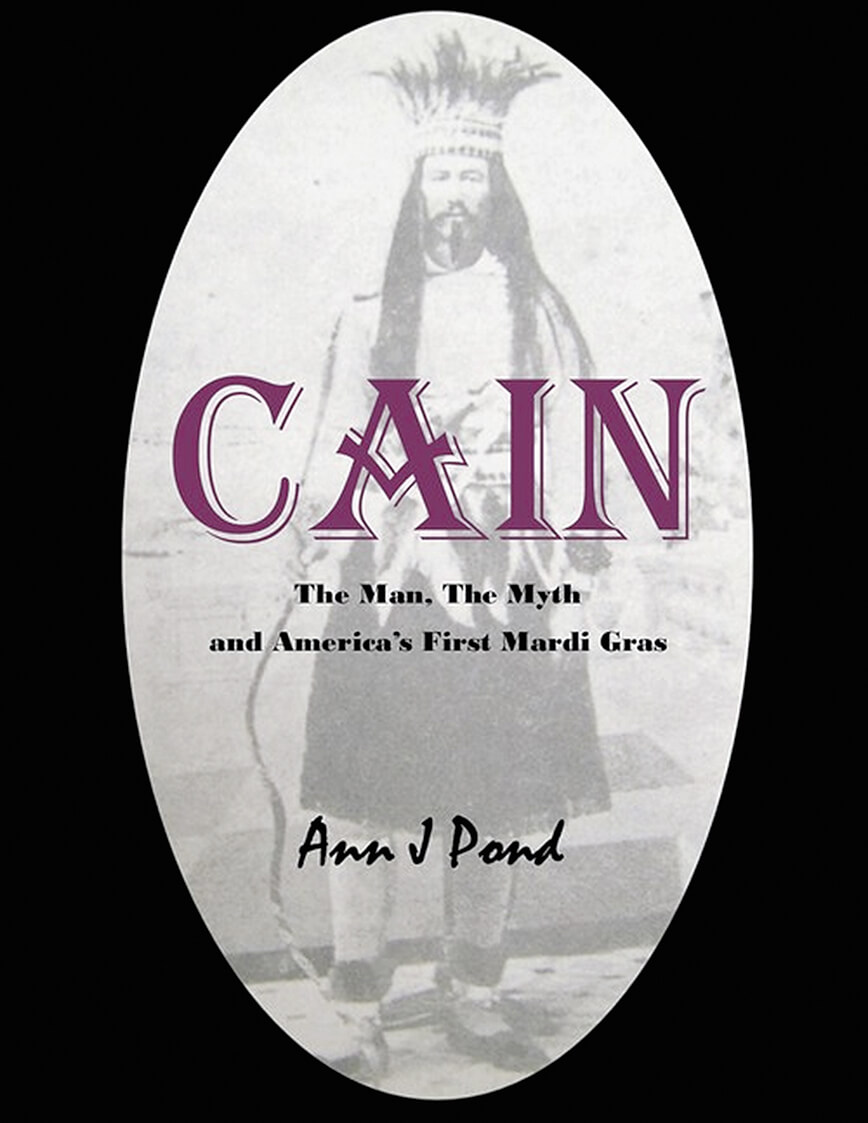 Mardi Gras mystery solved in Cain book
