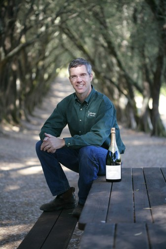 (Photo/ schramsberg.com) Hugh Davies of Schramsberg Vineyards
