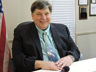 Earle Connell was recently sworn into a seat on the Dauphin Island Town Council.