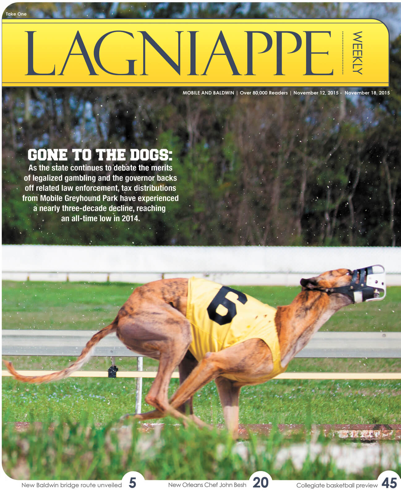 COVER STORY: Racing commission's tax disbursements hit all-time low