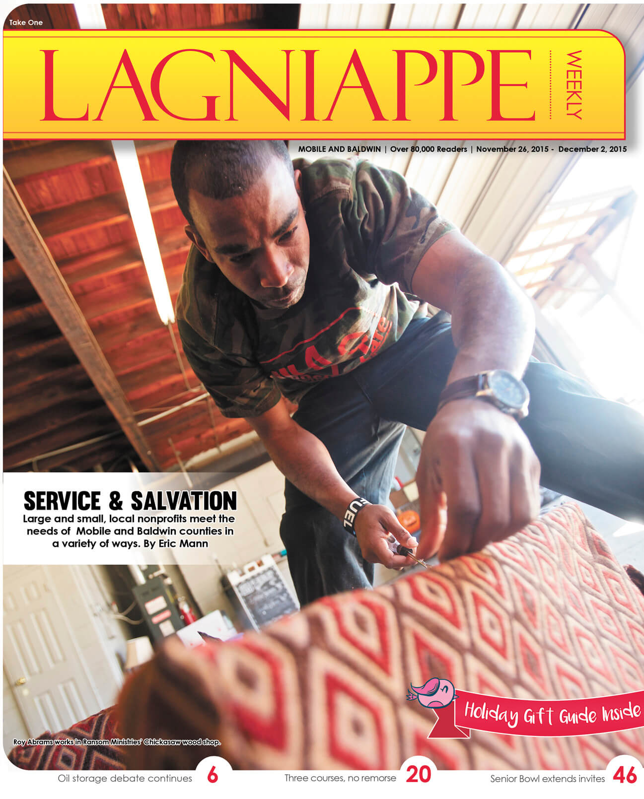 COVER STORY: Nonprofits meet needs in Mobile and Baldwin counties