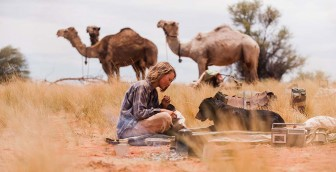 (Photo/ See-Saw Films) Mia Wasikowska does more with less as a lonely, longing young woman on a sojourn across the Australian outback.