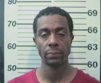 Darrell Robinson, 45, was working with other inmates at  a site for Gulf Distributing near the intersection of Moffett Road and Interstate 65 when he left on foot Thursday afternoon around 6:20 p.m.