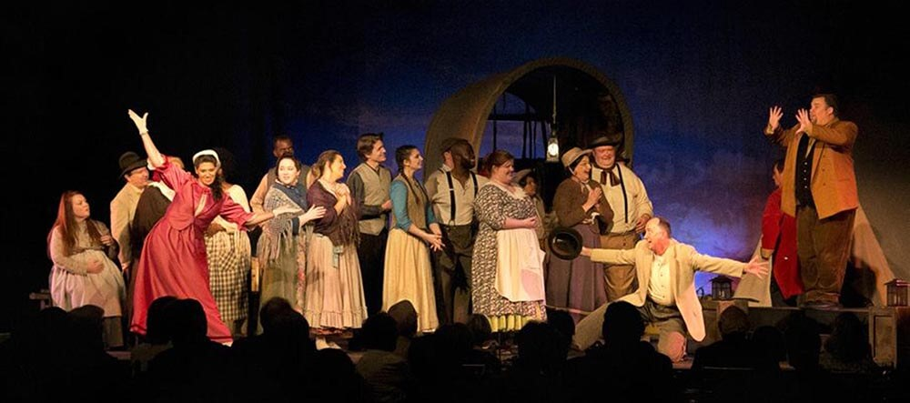 Mobile Opera rings in the new year
