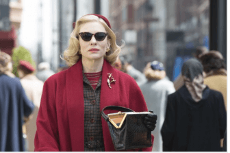 "(Photo/ Courtesy of ARCA) Cate Blanchett stars in ""Carol,"" which is already getting a lot of awards buzz."