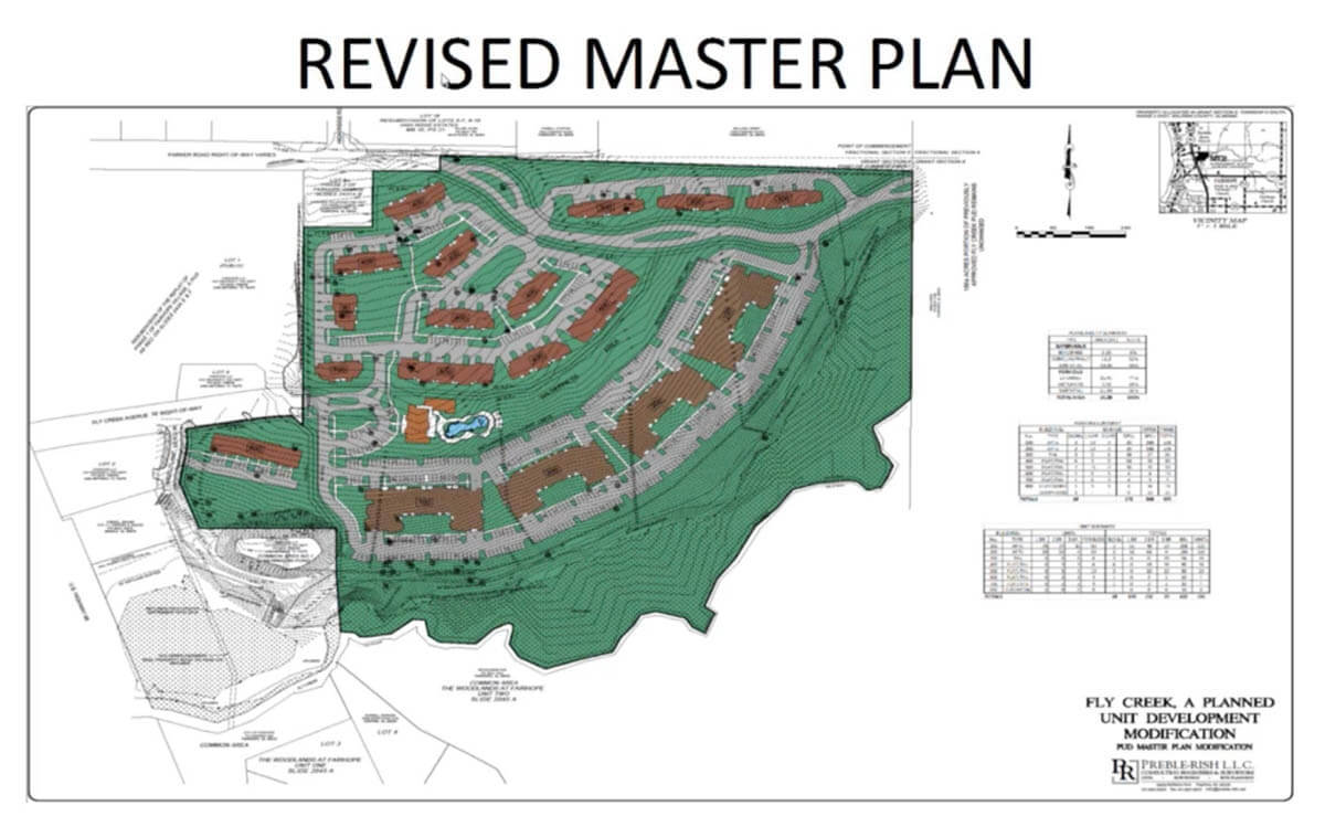 Judge halts work on Fairhope's Fly Creek apartment complex