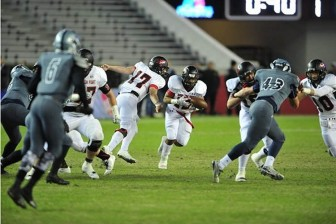 (Photos/Alabama High School Athletic Association) Spanish Fort, won a state football championship last week in divisions 6A.