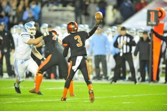 (Photos/Alabama High School Athletic Association) McGill-Toolen won a state football championship last week in divisions 7A.