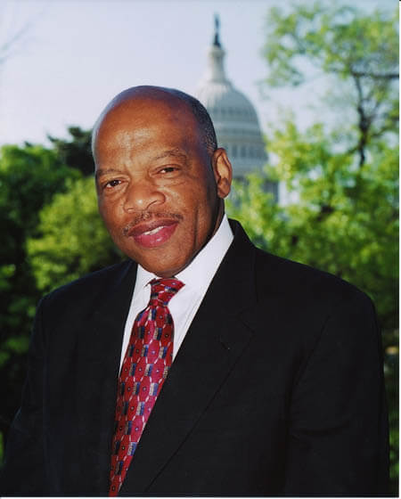 USA to award honorary doctorate to Congressman John Lewis (updated)